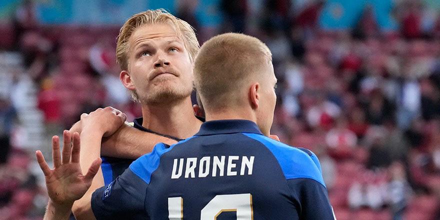 Finlandiya, galibiyetle başladı