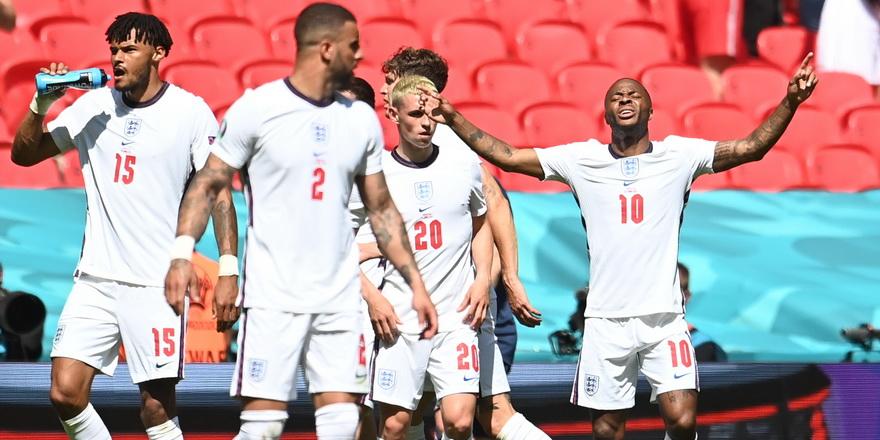 İngiltere üçlük attı: 1-0