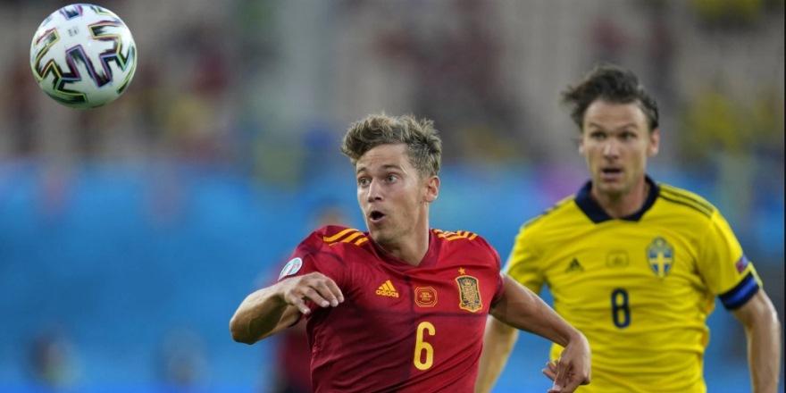 İspanya, Olsen'i geçemedi