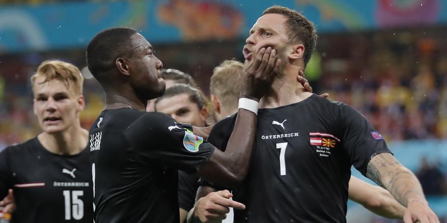 UEFA'dan Arnautovic'e ırkçı söylem soruşturması