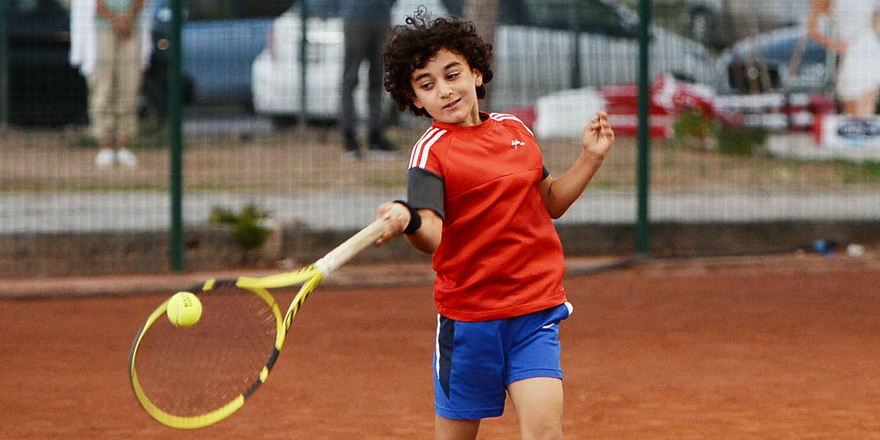 Teniste performans tur heyecanı