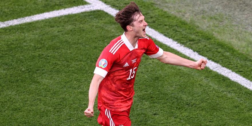 Rusya tek golle güldü