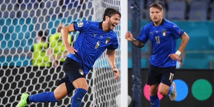İtalya bir üst turda: 3-0
