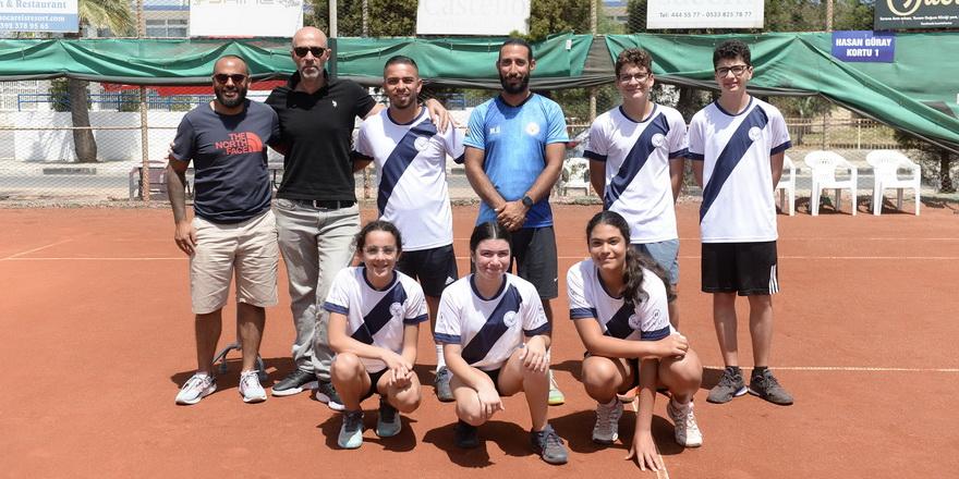 Tenis Ligi'nde beşinci hafta