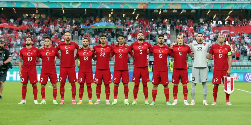 Türkiye grubundaki son maçına çıkıyor