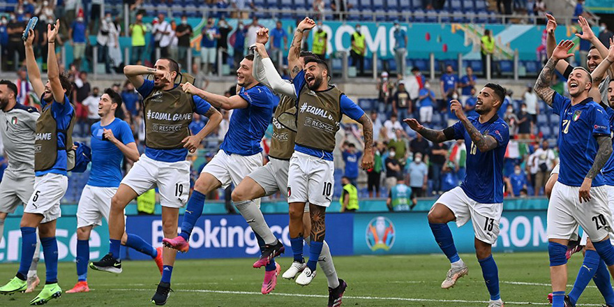 İtalya 'kayıpsız' devam ediyor: 1-0
