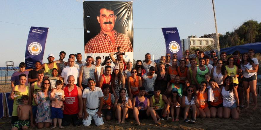 Osman Maraşlı Turnuvası hafta sonu yapıldı
