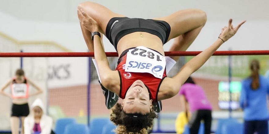 Buse, Avrupa Şampiyonası'nda yarışacak