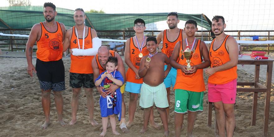 Renkli turnuvanın şampiyonu belirlendi