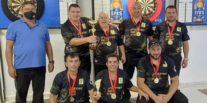 Birinci Lig şampiyonu GDB
