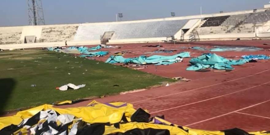 Spor Dairesi'nden Atatürk Stadı açıklaması