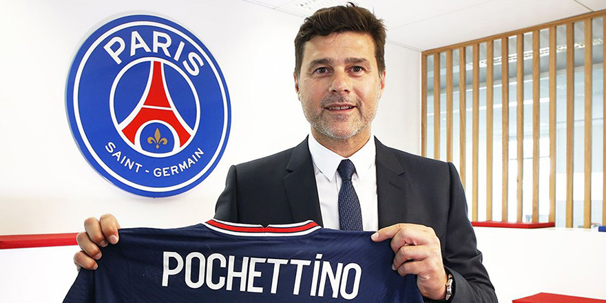 Pochettino 2023 yılına kadar PSG'de