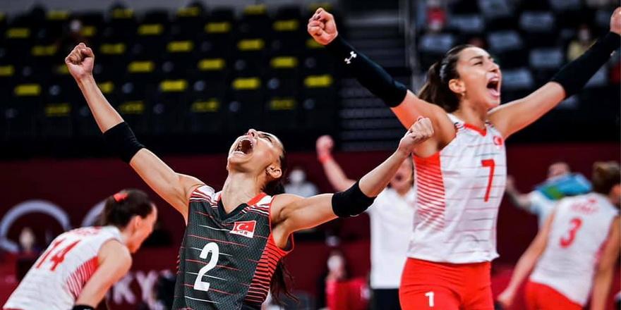 Türkiye, son olimpiyat şampiyonunu yendi