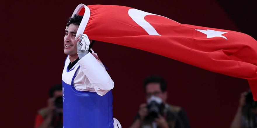 Türkiye Tokyo'da ilk madalyasını kazandı