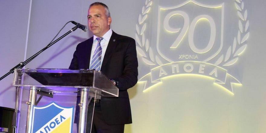 APOEL'in eski başkanının evine bomba atıldı