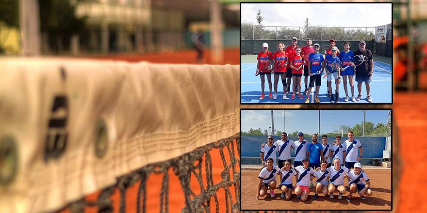 Tenis Ligi'nde final zamanı