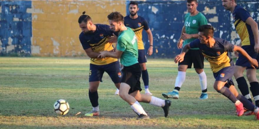 Birinci Lig ekiplerinin buluşması Karşıyaka'nın