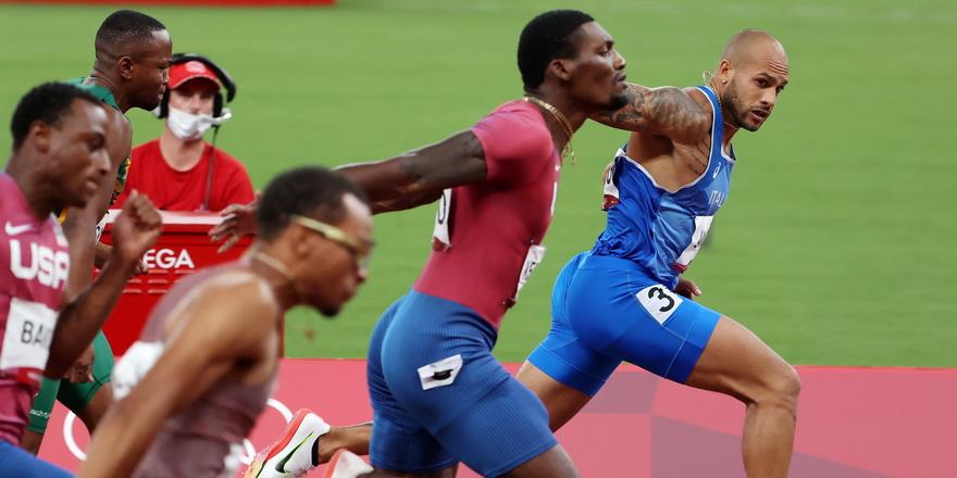 Erkekler 100 metrede 29 yıl sonra bir ilk