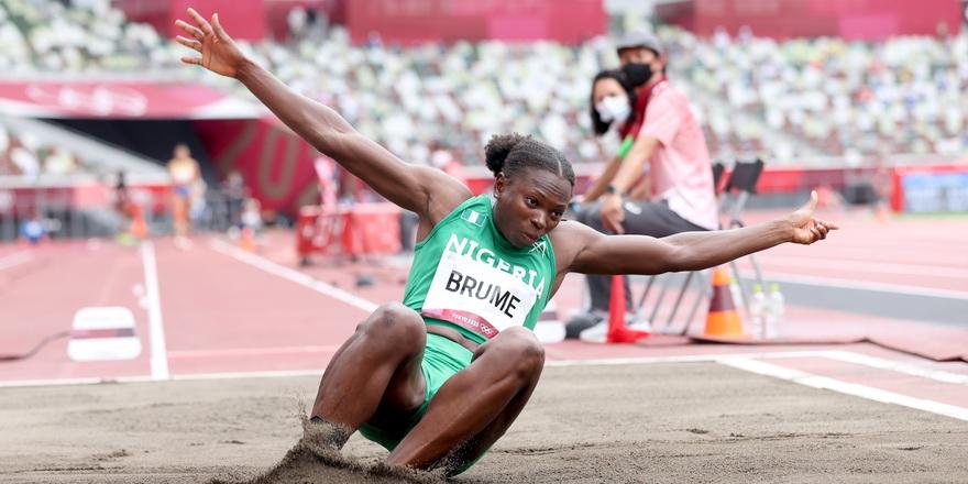 DAÜ'lü Brume olimpiyat üçüncüsü
