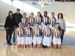 Lise basketbolda şampiyonluk mücadelesi