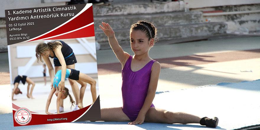 Cimnastik Federasyonu, antrenör kursu düzenleyecek