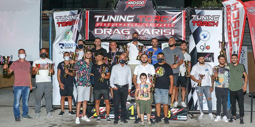 Tuning Torch Drag Yarışı ödülleri verildi
