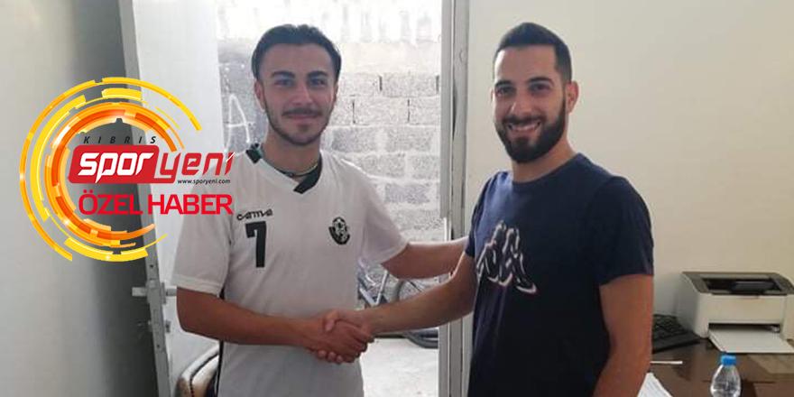 Hasdağ, Güney Kıbrıs 2. Ligi'ne imza attı