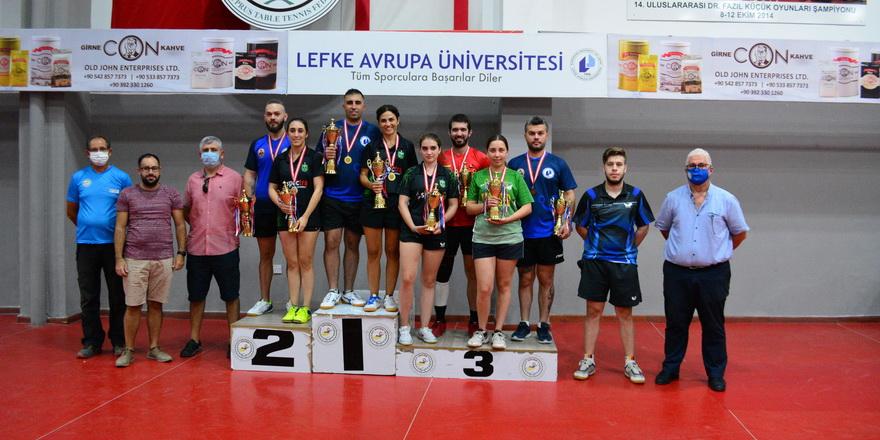 Ahmetoğlu ve Kara şampiyon