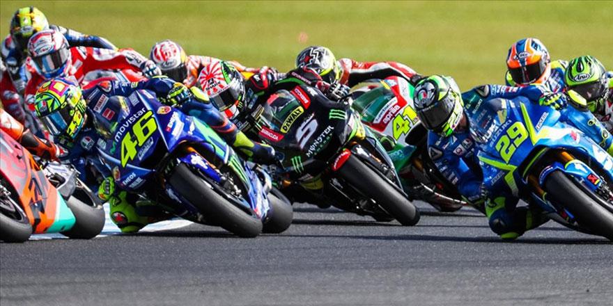 MotoGP Aragon Grand Prix'sinde zafer Francesco Bagnaia'nın