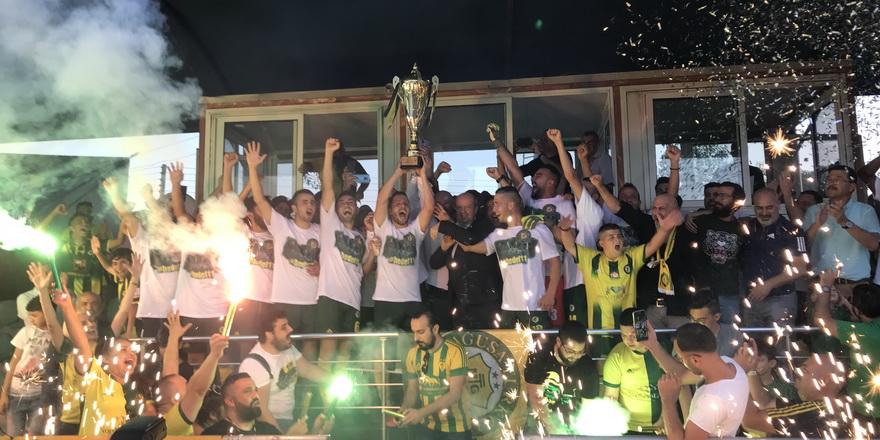 Süper Lig'in şampiyonları