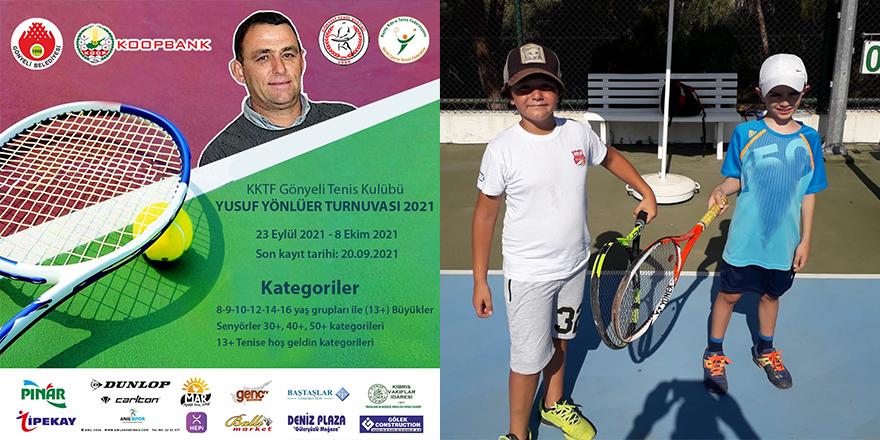Yusuf Yönlüer Turnuvası 23 Eylül'de başlayacak