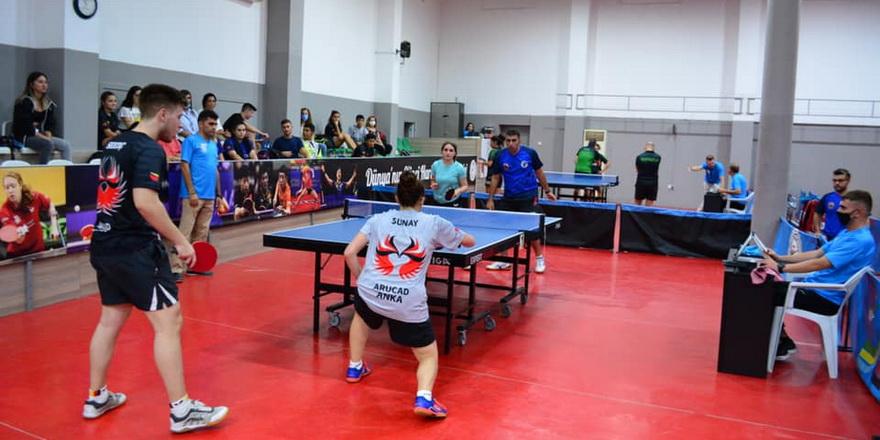 Masa tenisinde KTSYD Kupası düzenleniyor