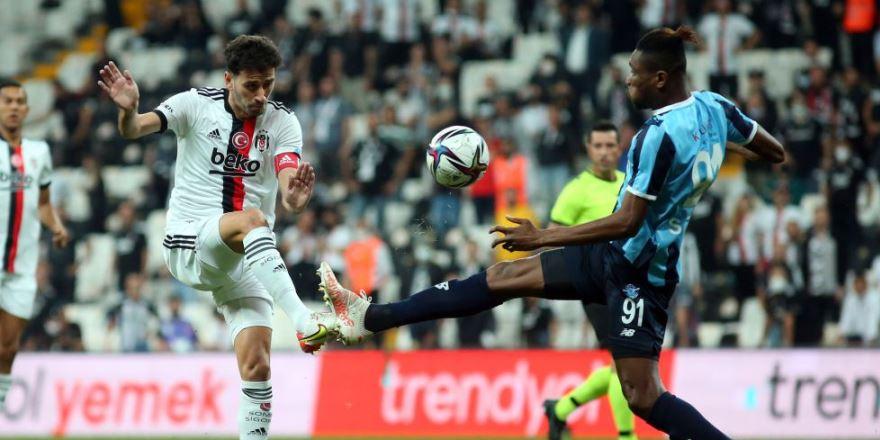 Beşiktaş büyük fırsatı tepti: 3-3
