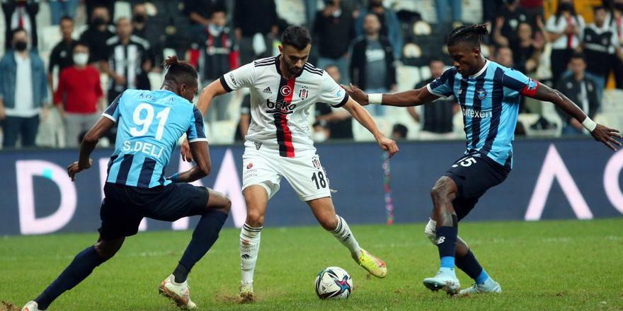 Beşiktaş'a Ghezzal'dan kötü haber
