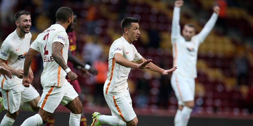 Galatasaray haftalar sonra: 2-1