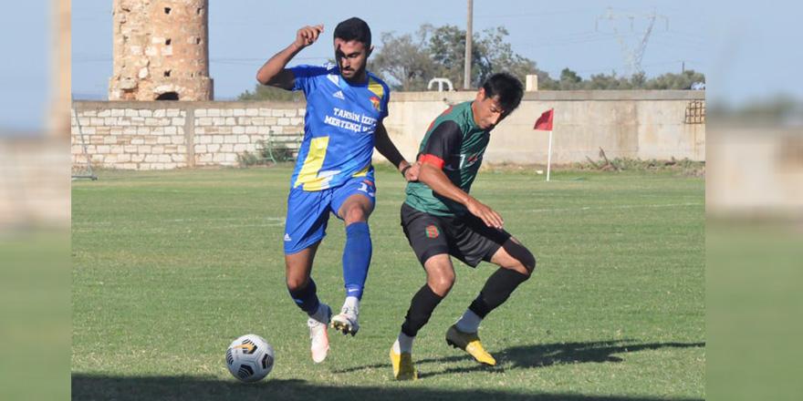 Mormenekşe'de gol yok, kazanan yok: 0-0