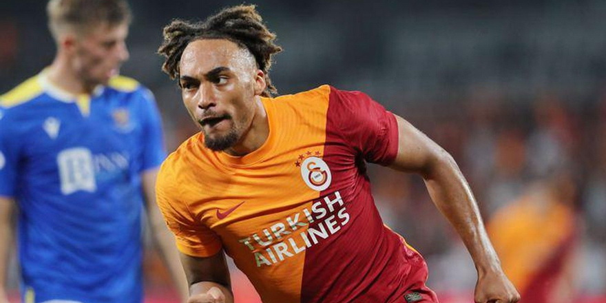 Galatasaray'a Boey'den iyi haber