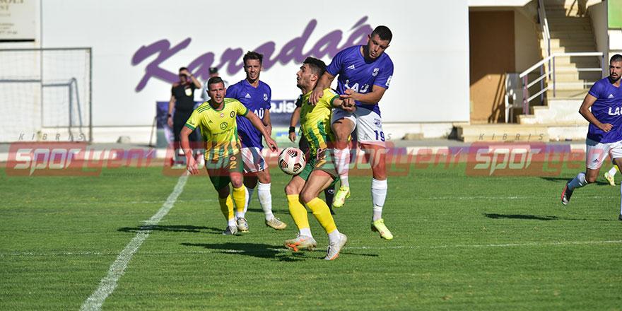 MTG'ye Karadağ'dan geçit yok: 3-2