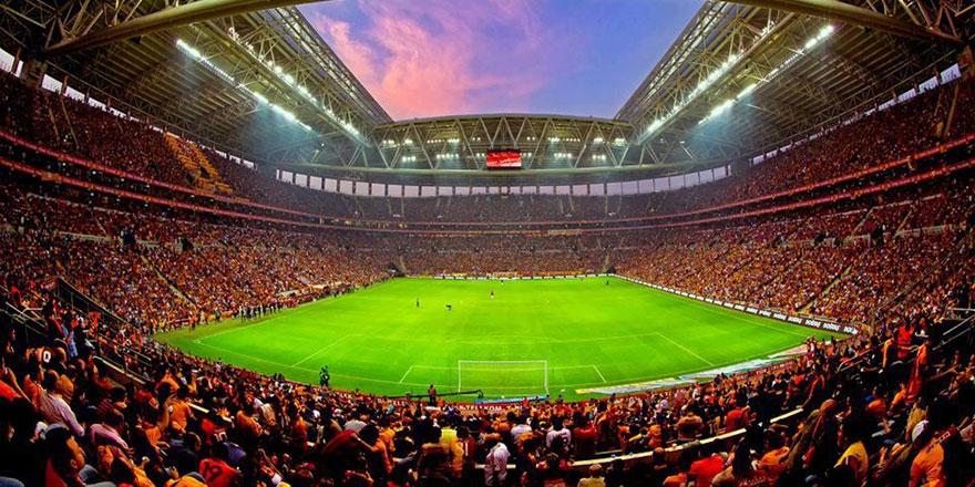 Galatasaray Stadı'nın ismi 'NEF Stadı' oldu