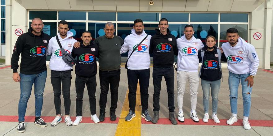 Türkiye Kupası'na mücadele edecekler
