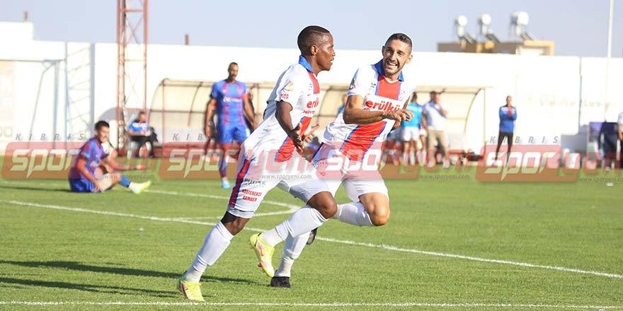 Cihangir'in golcüsü var: 2-0