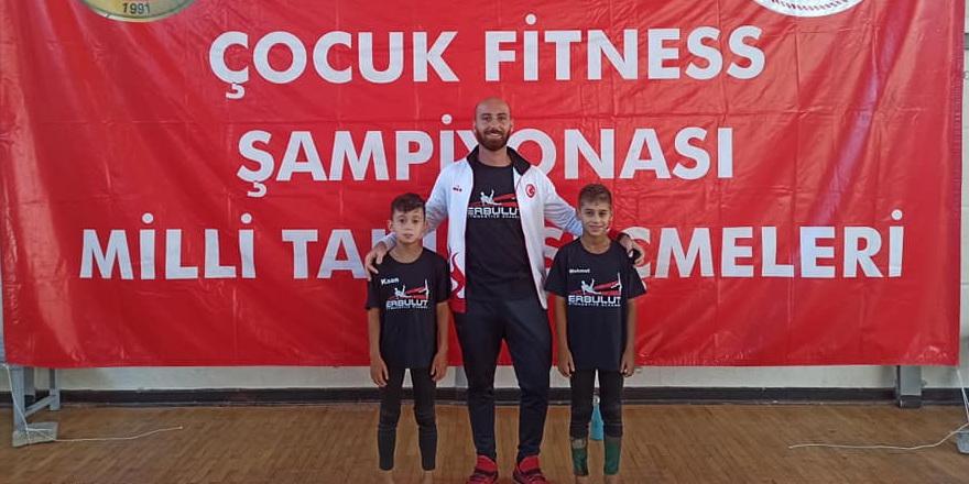 Genç cimnastikçilerden Türkiye'de başarı