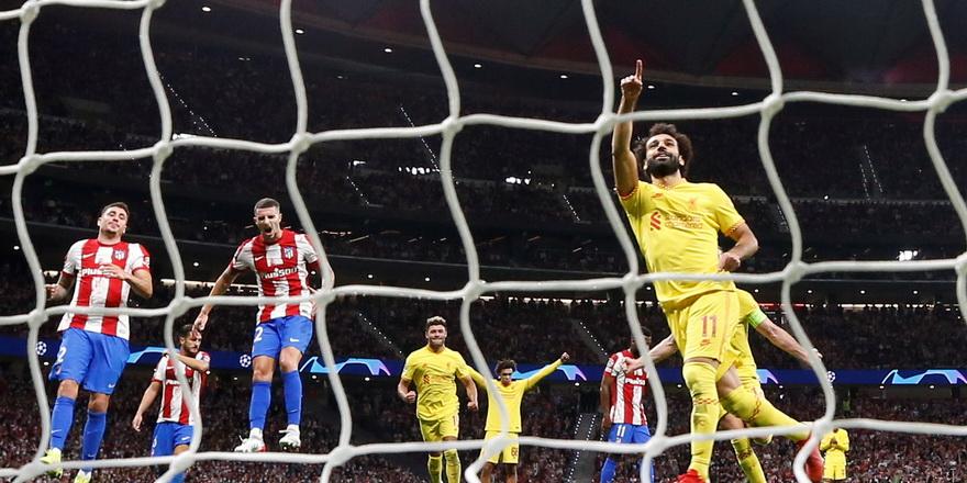 Liverpool ve Ajax'tan üçte üç