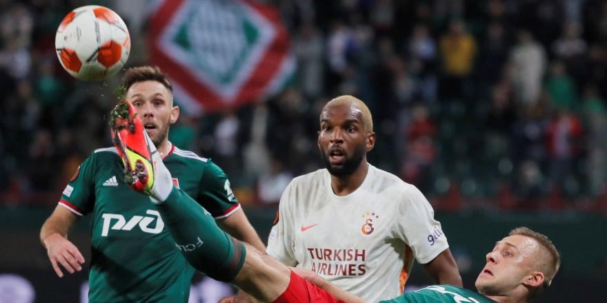 Galatasaray Rusya'dan lider döndü