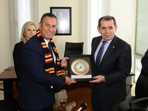 """G.Saray'a Kuzey Kıbrıs misyonu düşüyor"""