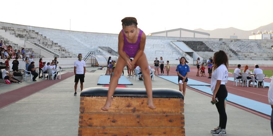 Cimnastikçiler Cumhuriyet Kupası'nda yarışacak