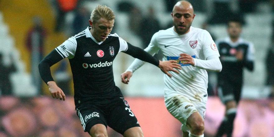 Beşiktaş turladı: 2-0