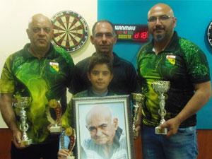 Kolcu Turnuvası Mustafa Behlül'ün