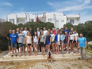 Estonya, kamp için Kıbrıs'ın kuzeyini tercih etti
