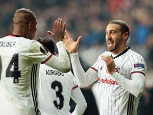 Beşiktaş avantaj arıyor
